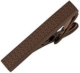 Kenneth Cole New York Chocolate Arrows Tie Clip