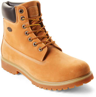 Lugz Golden Wheat Convoy Lace-Up Boots