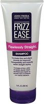 John Frieda Frizz Ease Flawlessly Straight Shampoo 10oz, (Pack of 2)