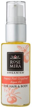 Rosemira Organics Organic Pink Grapefruit - Argan Hair & Body Oil
