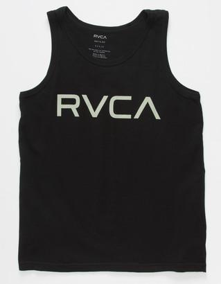 RVCA Big Boys Black Tank