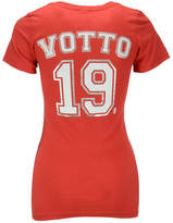 5th & Ocean Women's Joey Votto Cincinnati Reds Player T-Shirt