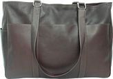 Piel Leather Large Shopping Bag 8746