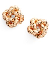 Tory Burch Women's Rope Knot Stud Earrings