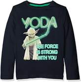 Star Wars Boy's HQ1040 Sweatshirt