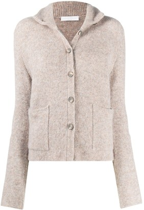 Fabiana Filippi Button-Down Fitted Cardigan