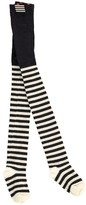 Mads Norgaard Stripe Chunky Tights