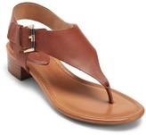 Tommy Hilfiger Final Sale-Heeled Thong Sandal