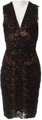 Elie Saab Black Lace Dresses