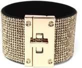 Amrita Singh Turn- Lock Bracelet