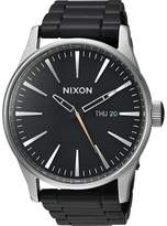 Nixon The Sentry SS X The Brush Steel Collection
