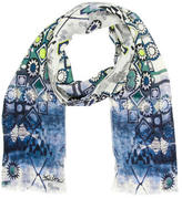 Christian Lacroix Multicolor Patterned Scarf