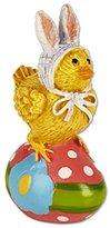 Studio M Miniature Fairy Garden Easter Chick on Egg