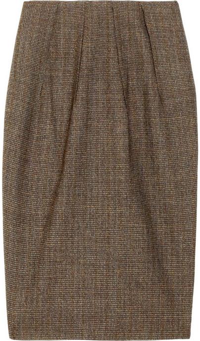 Jil Sander Wool pencil skirt