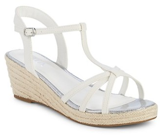 Mia Girl's Jacnicka Platform Wedge Sandals