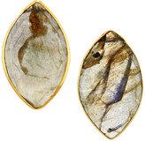 Nakamol Marquise Labradorite Stud Earrings