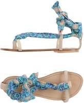 Fisico Toe strap sandals - Item 11208196