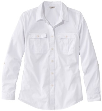 L.L. Bean Women's Lakeside Performance Shirt