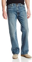 Lucky Brand Men's 181 Relaxed Straight Jean In Miller Point, 42x34