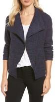 Halogen Women's Knit Moto Jacket