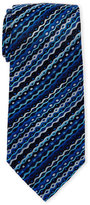 Missoni Blue Wave-Inspired Silk Tie