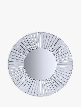 Unbranded Chester Round Mirror, Dia.80cm