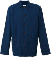 Universal Works denim shirt - men - Cotton - S