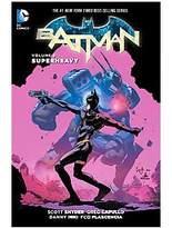Batman 8 : Superheavy (Reprint) (Paperback) (Scott Snyder)