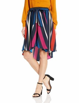 Vero Moda Women's Victoria Asymmetrical Skirt