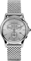 Emporio Armani Unisex Swiss Chronograph Stainless Steel Bracelet Watch 36mm ARS6007
