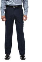 Haggar Men's Travel Classic-Fit Performance Suit Pants