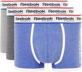 Topman REEBOK Assorted Colour Trunks 3 Pack*