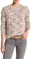 Love by Design Hi-Lo Crew Neck Sweater