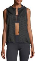 Vimmia Crosshatch Zip-Front Performance Vest