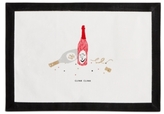 Kate Spade Pretty Pantry Clink Clink Placemat