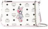 MCM rabbit shoulder bag - women - Leather - One Size