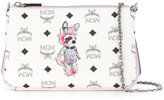MCM rabbit shoulder bag