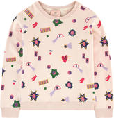 Scotch & Soda Printed sweatshirt