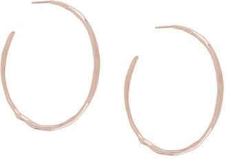 Wouters & Hendrix Large Hoop Earrings