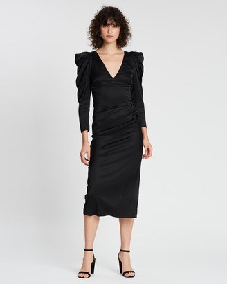 Manning Cartell Australia Style Code V-Neck Dress