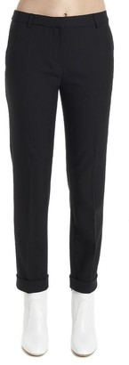 Boutique Moschino Tailored Suit Trousers