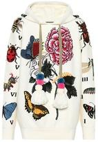 Gucci Wool-blend hoodie