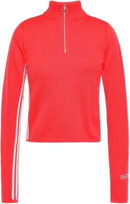 adidas Neon Stretch-knit Top