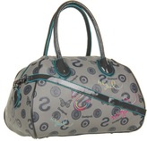 Desigual Bols Bowling Monogram Fluor (Negro) - Bags and Luggage