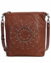Old Trend Stars Align Leather Crossbody Bag