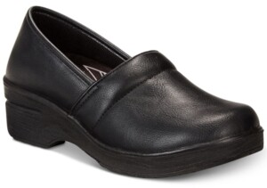 Easy Street Shoes Easy Works By Lyndee Slip Resistant Clogs Women's Shoes