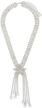 Twin-Set Rhinestone-Embellished Star Necklace