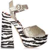 Charlotte Olympia Wild At Heart Sandals