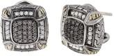 Effy Jewelry Balissima Congnac & White Diamond Earrings, .72 TCW