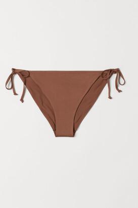 H&M Tie Bikini Bottoms